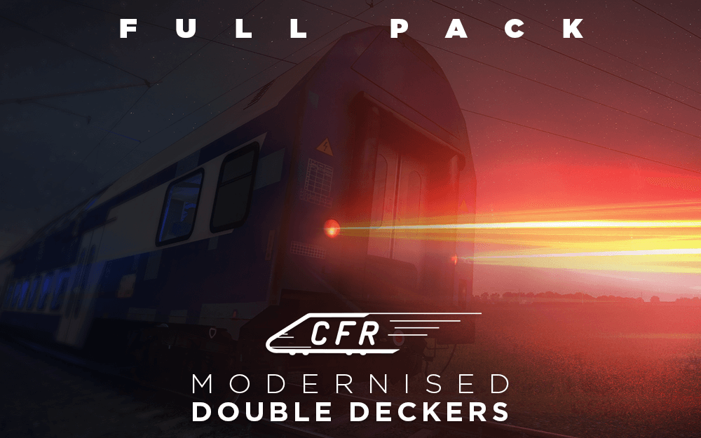 CFR Double Deckers Full Pack